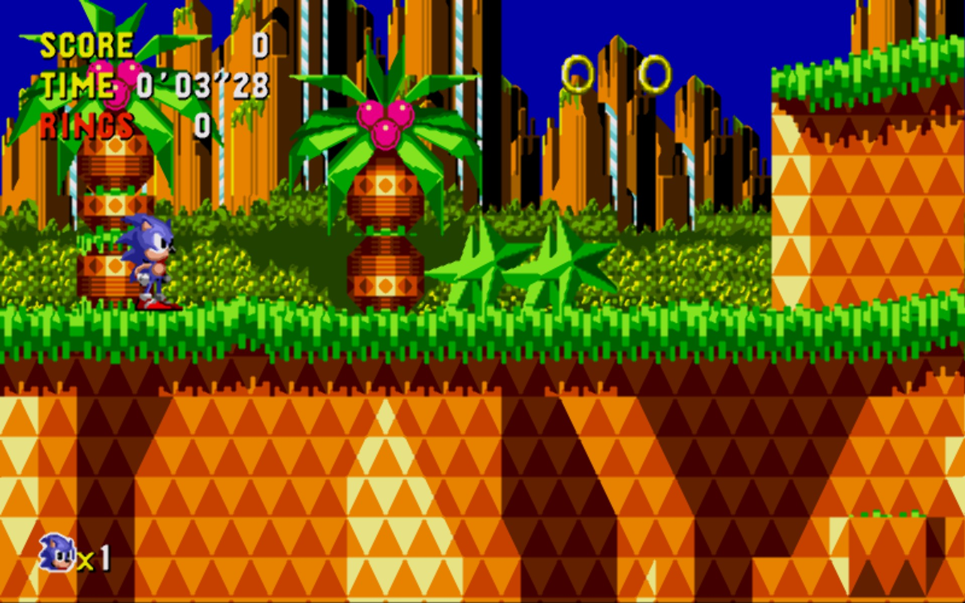 Sonic CD | Discless